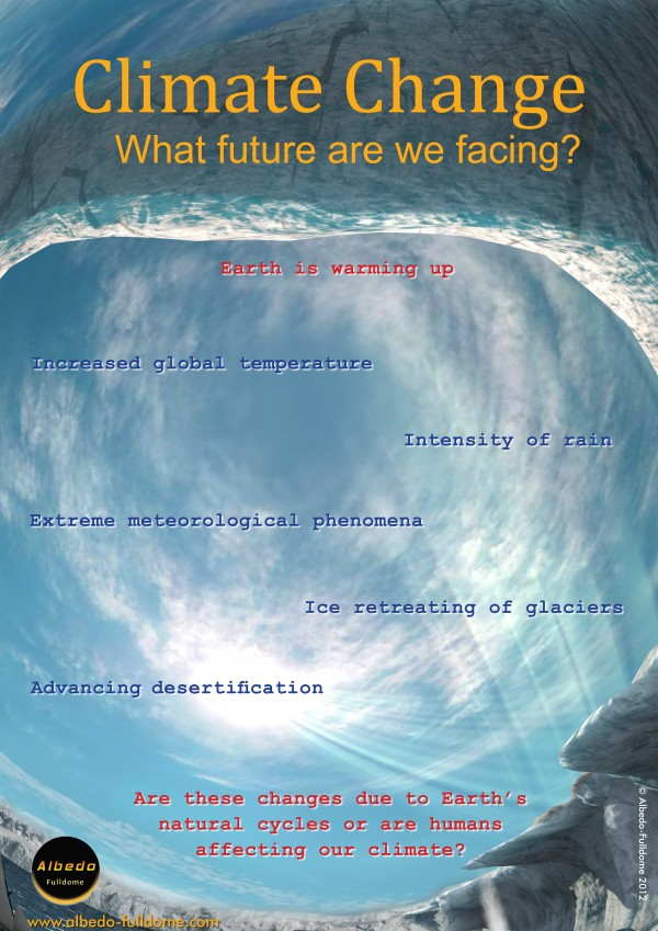 Climate Change – What Future Are We Facing?